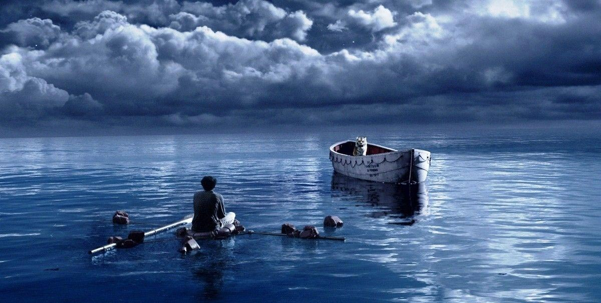 Life of pi review subterranean death cult for Life of pi swimming pool